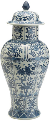 Tozai Home Chrysanthemum Jar