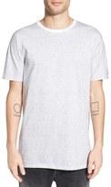 Zanerobe Men's 'Ez Boy - Stripe' Oversized Crewneck T-Shirt