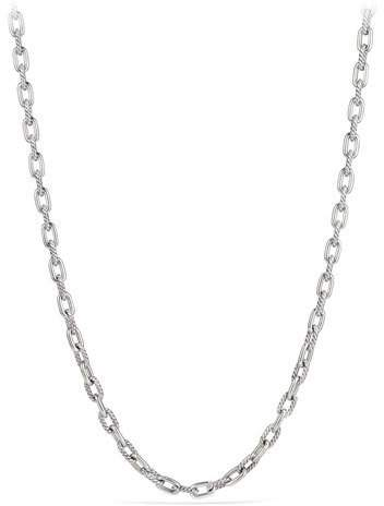David Yurman Madison Chain 5.5mm Extra Small Link Necklace, 36""