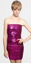 eDressMe Strapless Sequins Dresses