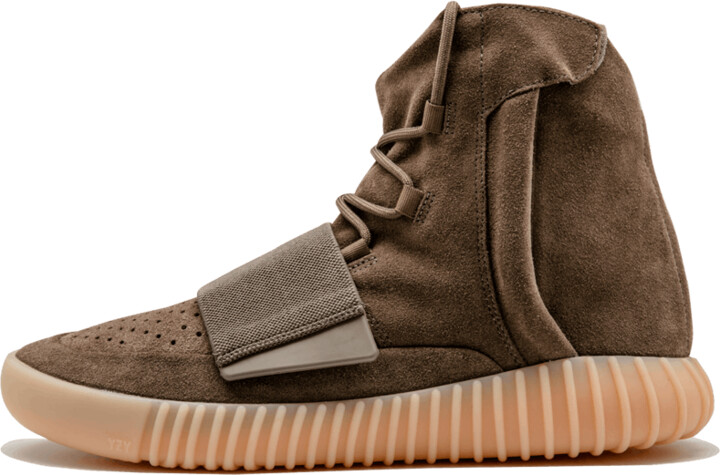 Adidas Yeezy Boost 750 'Chocolate' Shoes - Size 12.5