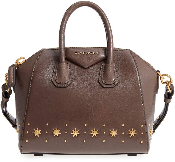 Givenchy Antigona Mini Midnight Star Satchel