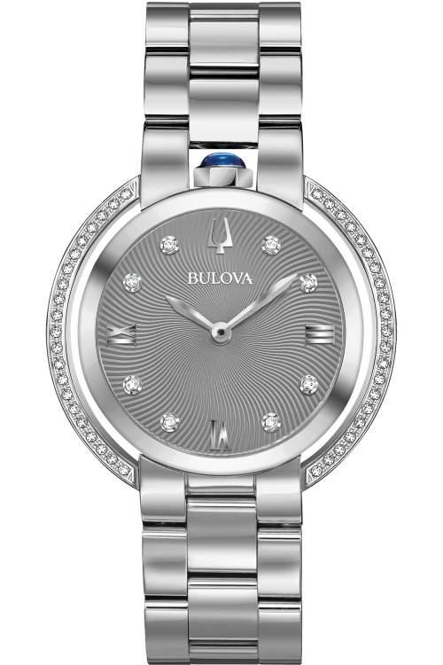 Bulova Ladies Rubaiyat Watch 96R219