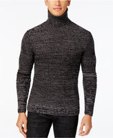 INC International Concepts Men's Roll-Neck Textured Sweater, Only at Macy's