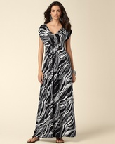 Soma Intimates Dolman Sleeve Maxi Dress