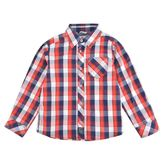 Timberland Children Boys Check Shirt
