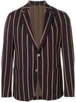 Salvatore Ferragamo striped blazer