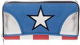 Marvel Captain America Zip Wallet
