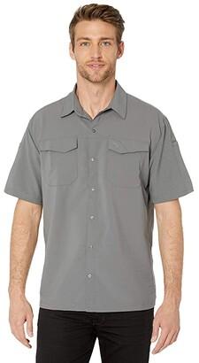 5.11 Tactical Freedom Flex Woven Short Sleeve Shirt (Storm) Men's Clothing