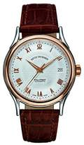Revue Thommen men's Automatic Watch Analogue Display and Leather Strap 20002.2552