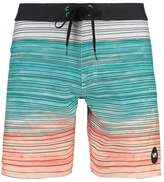 RVCA ARICA TRUNK Swimming shorts light teal