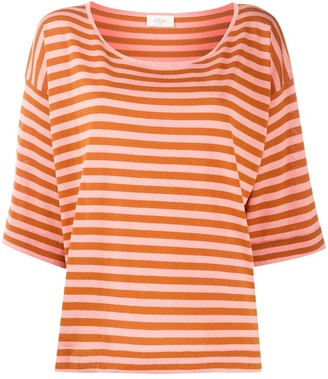 Altea oversized striped T-shirt