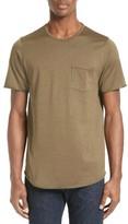 Rag & Bone Men's Combat Pocket T-Shirt