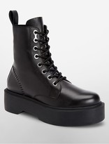 Calvin Klein Haley Leather Boot