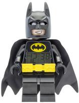 Lego Batman Movie Batman Minifigure Clock