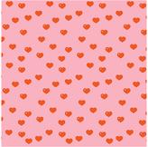 Wall Candy Arts WallCandy Arts - Hearts Removable WallPaper