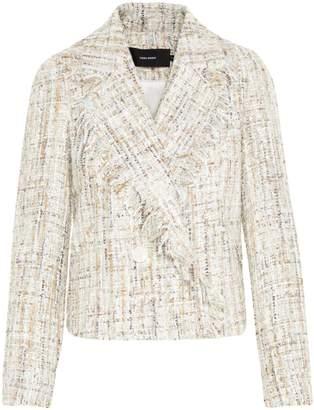 Dorothy Perkins Womens **Vero Moda Cream Boucle Jacket, Cream