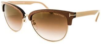 Tom Ford Women's Fany 59Mm Sunglasses