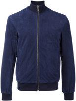 Bikkembergs perforated jacket