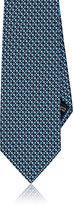 Salvatore Ferragamo Men's Silk Foulard Necktie