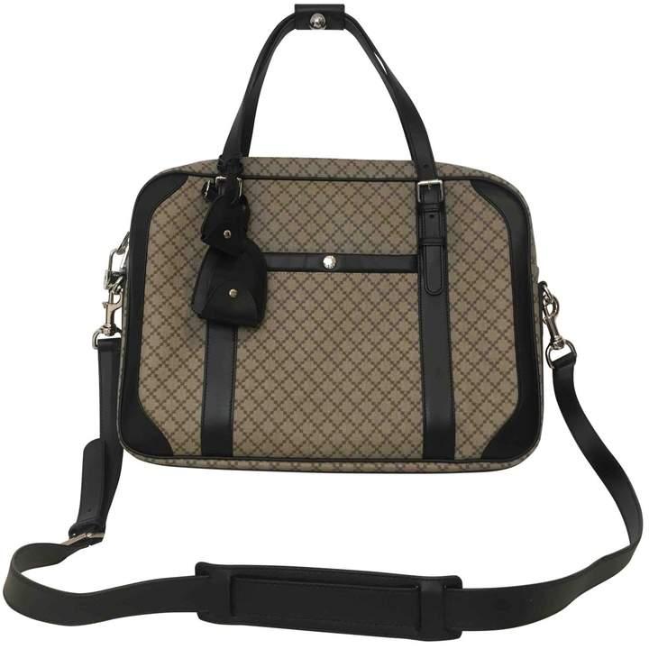 Gucci Cloth satchel
