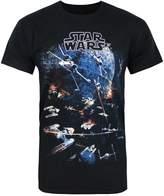 Star Wars Official Universe Men's T-Shirt (L)
