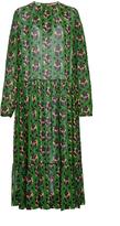 No.21 No. 21 Silk Printed Dress