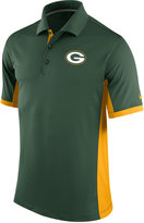 Nike Men's Green Bay Packers Team Issue Polo