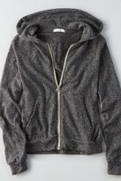American Eagle Outfitters Don't Ask Why Charcoal Hoodie