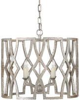 Visual Comfort & Co. Small Brittany Lantern - Venetian Silver