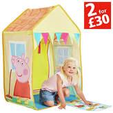Peppa Pig Pop Up Peppa Pig's House Play Tent