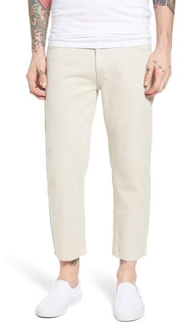 Denim & Supply Ralph Lauren Dr. Denim Supply Co Otis Straight Fit Crop Jeans
