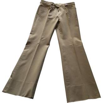 Joseph Beige Trousers for Women