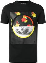 McQ by Alexander McQueen floral print T-shirt - men - Cotton - S