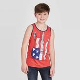 Cat & Jack Boys' Americana Graphic Tank Top - Cat & JackTM