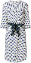 Bellerose polka dot shirt dress