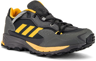 adidas STMNT Response Hoverturf GF6100AM in Core Black & Real Gold S18 & Carbon | FWRD