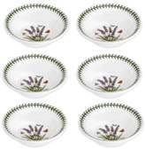 Portmeirion Botanic Garden Soup Bowls (Set of 6)