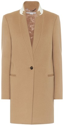 Stella McCartney Bryce wool-blend coat