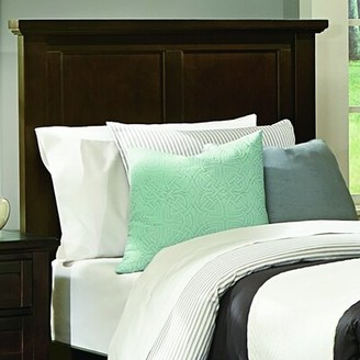 Darby Home Co Gastelum Panel Headboard Size: Full, Color: Urban Gray