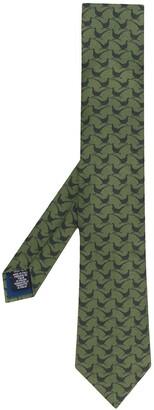 Holland & Holland Hugo Guinness pheasant tie