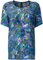 Romance Was Born x Ultra Violet mosaic print T-shirt