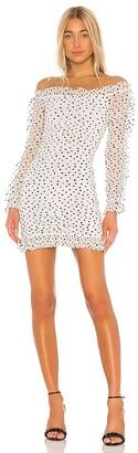Lovers + Friends Capricorn Mini Dress
