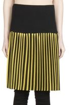 Givenchy Pleated Striped Skirt