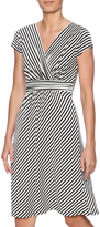 Gilli Striped Swing Dress
