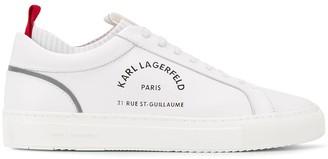 Karl Lagerfeld Paris Kupsole Maison trainers