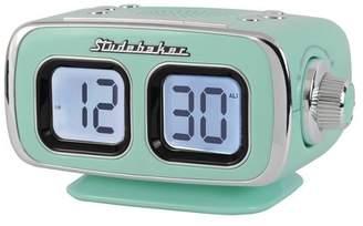 Studebaker Retro Digital Bluetooth AM/FM Clock Radio (SB3500TE) - Teal