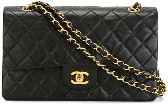 Chanel Pre Owned 2.55 Shoulder Bag