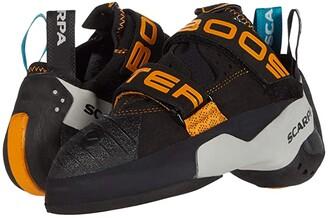 Scarpa Booster (Black/Orange) Shoes