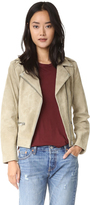 Just Female Direct Suede Jacket